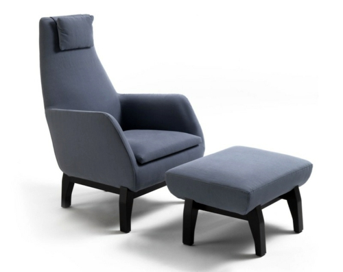 ... Design Salvadé 56 Designer Relaxing Chair   Ideas For Modern Living  Room Furniture