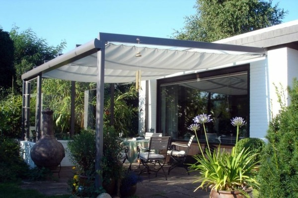 covered terrace 50 ideas for patio roof of modern houses - Patio Roof Ideas
