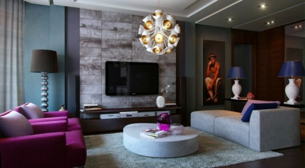 Examples Of Living Room Furniture Highly Modern Way Ideas