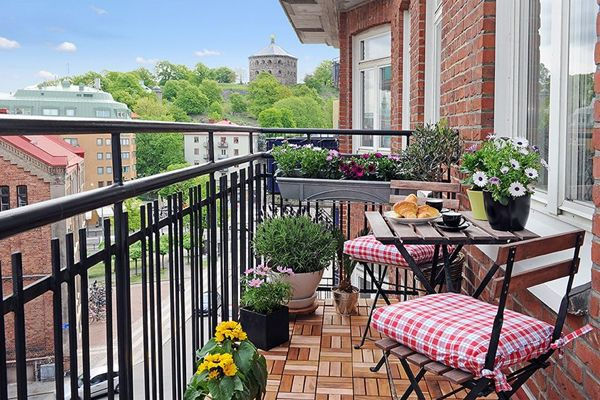 home terrace design. Balkonpflanzen  Terrace Design With Plants Beautiful Examples And Advice For You