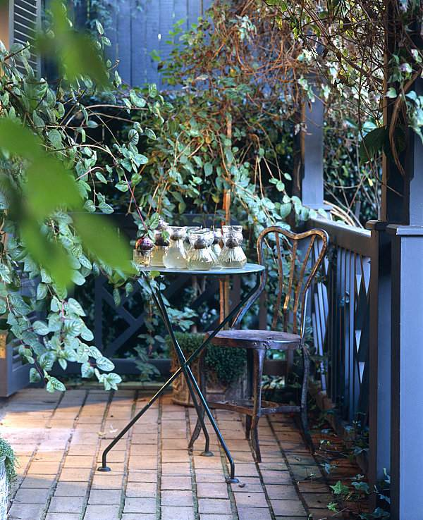 Terrace Design With Plants Beautiful Examples And Advice