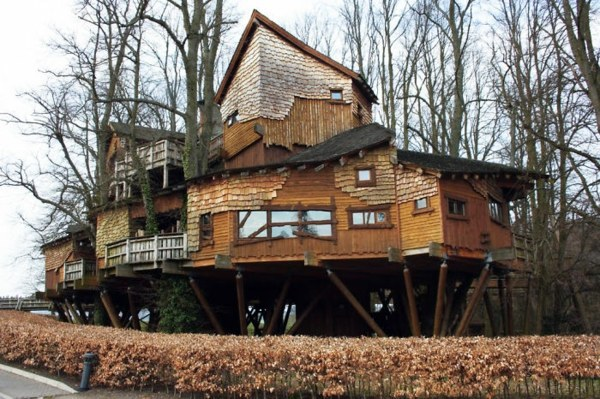 Architekt   The Most Beautiful Tree Houses In The World