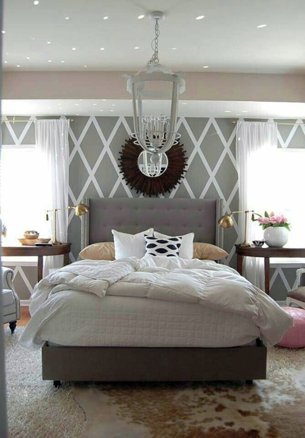 Wonderful 20 Cool Bedroom Ideas   The Bedroom Set Completely Chic