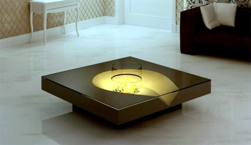 Nice ... Middle Of The Table Modern Attractive Coffee Tables For Your Living  Room   50 Cool Pictures