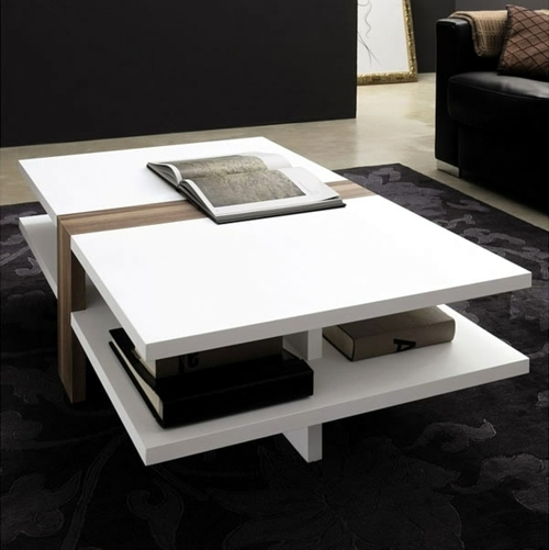 Modern Attractive Coffee Tables For Your Living Room 50 Cool Pictures