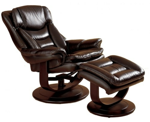 10 retro modern chair design comfortable and stylish recliner interior design ideas avso org - Modern leather recliner that is totally comfortable ...