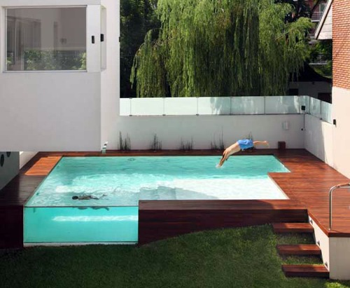 Attractive Möbel   10 Interesting Designs Swimming Pool   Summer Mood And Have Fun