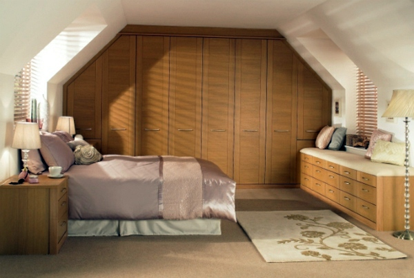Simple, yet simple solutions and cool ideas for bedroom design ...