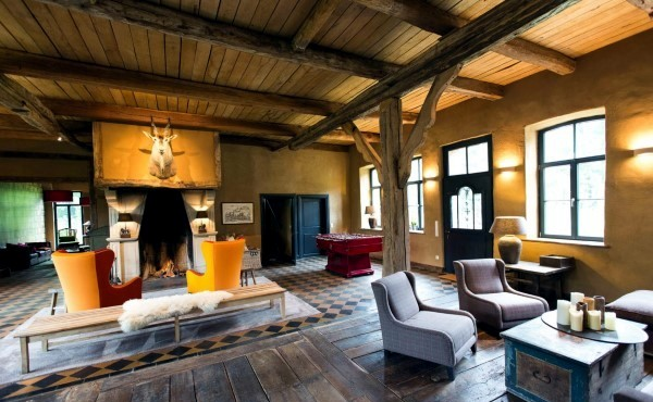 Lovingly Renovated Country House