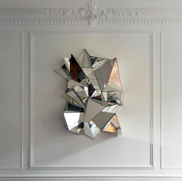 20 designer mirror innovative luxury works of art - Deco avec miroir mural ...