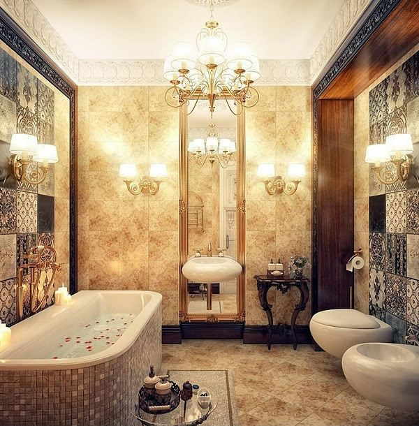 13 ultimate romantic bath ideas interior design ideas avso org Romantic bathroom design ideas