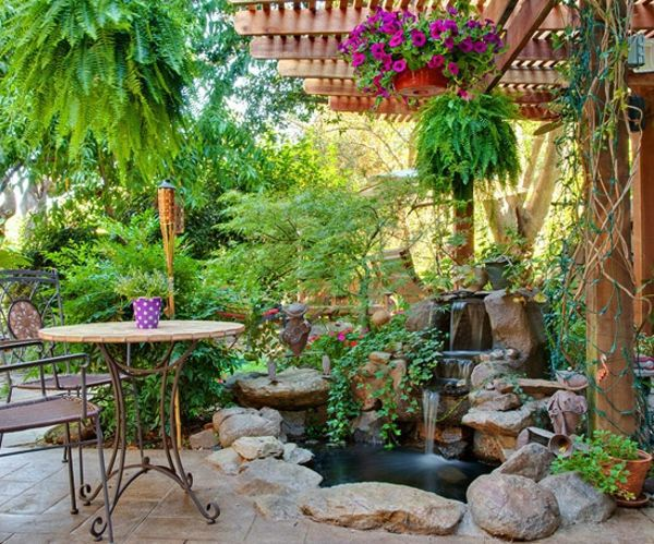 landscaping 15 ideas for tropical retreat in your garden