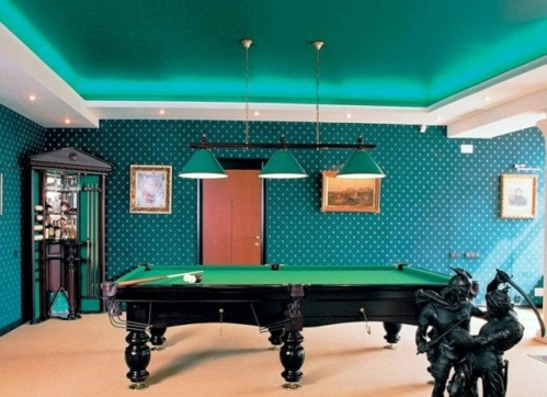 30 ideas for trendy designer game room with pool for Pool design games