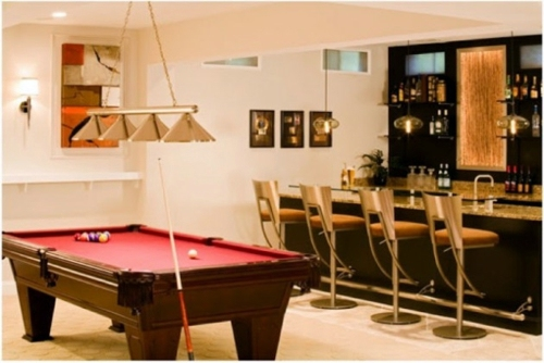30 ideas for trendy designer game room with pool for Pool design game