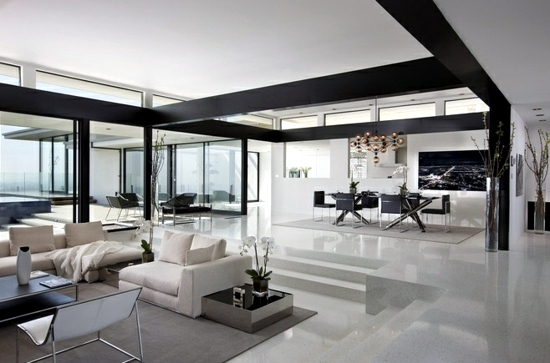 Modern Living Room U2013 50 Decorating Ideas With A Twist .