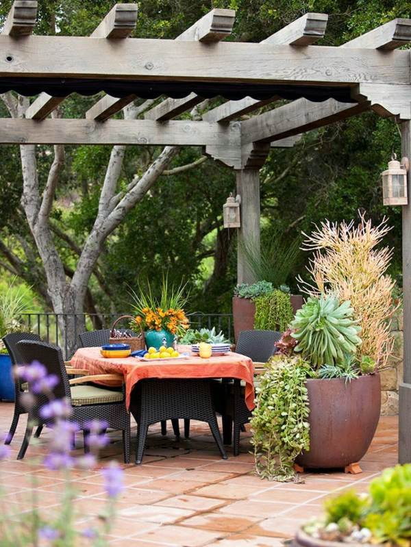 Diy Do It Yourself Build Pergola Itself Garden Design Ideas