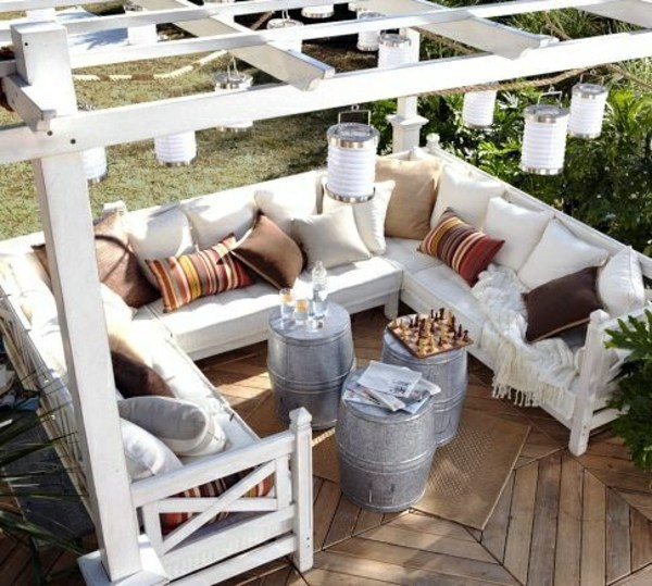 how you can build your own pergola get expert advice and bring your ...