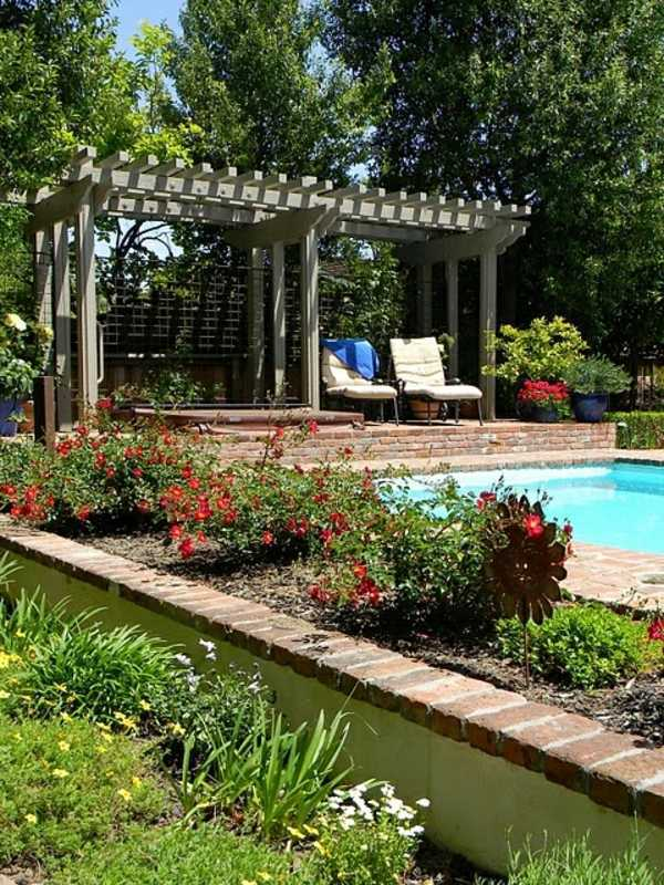 pergola und pool pictures - photo #20