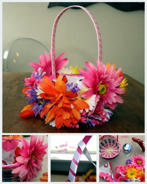 Send diy ideas on how to craft a festive easter basket interior flower festival at easter send diy ideas on how to craft a festive easter basket negle Images