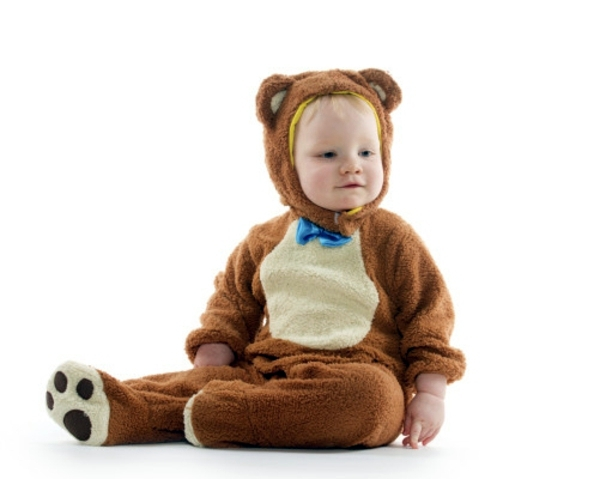 Bastelideen - Halloween Kids Costumes - thematic, festive clothing for little
