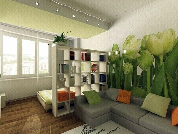 Marvelous Living Room Setup For Small Space #9: Studio-apartment-set-up-you-operate-clever-with-your-space-16-690.jpg