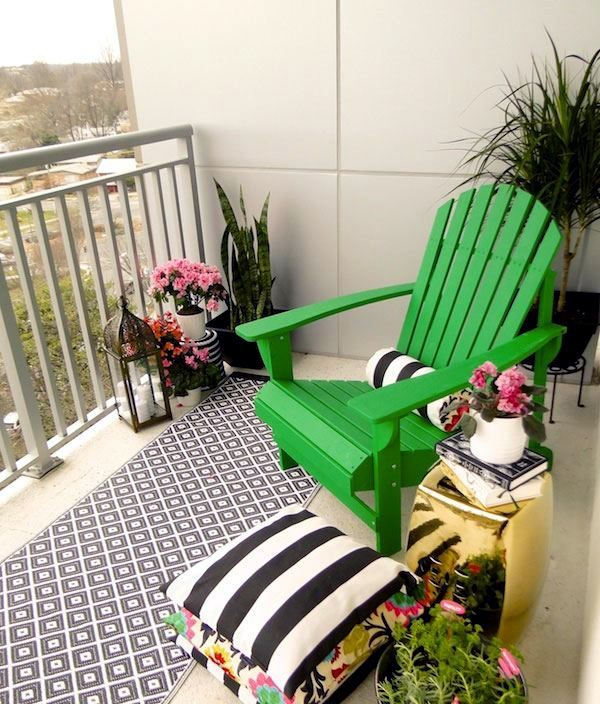 Cool Balcony Decoration Ideas U2013 Create Your Balcony With Style | Interior Design Ideas | AVSO.ORG