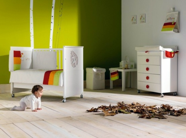Feng Shui Kinderzimmer | Feng Shui Nursery Receive Your Baby In A Healthy Indoor