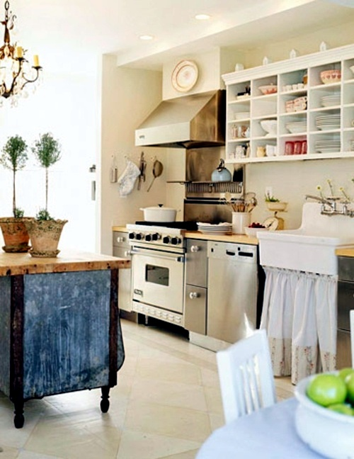 Former Dining 15 Interesting And Practical Ideas For Old Fashioned Kitchens