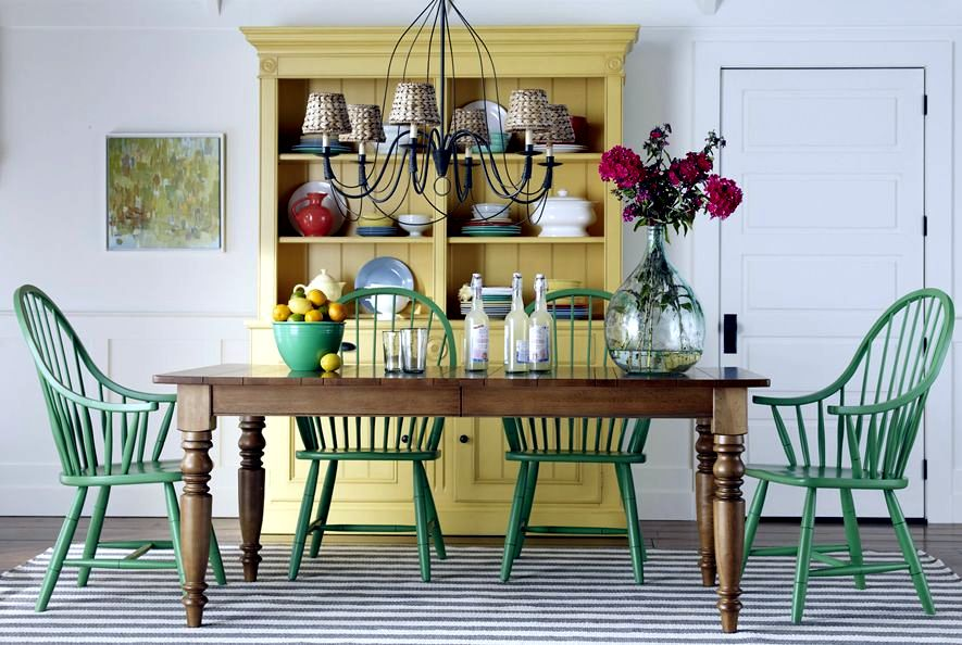 dining room - At the table: how to choose his dining room table