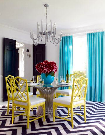 Vanessa Sicotte - At the table: how to choose his dining room table