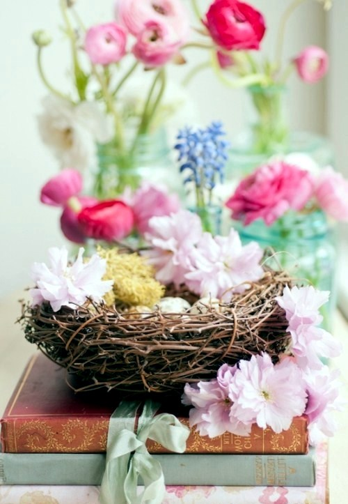 Ideas For Spring Decoration Quick And Easy Decorating The