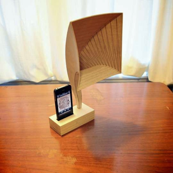 Make speakers wood itself 30 Home Accessories Make your own - unique, useful  DIY projects