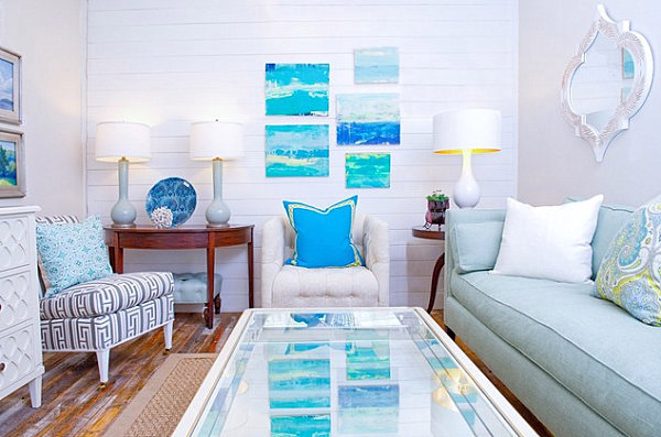 5 Tips and 18 fresh interior designs that bring the summer mood home ...