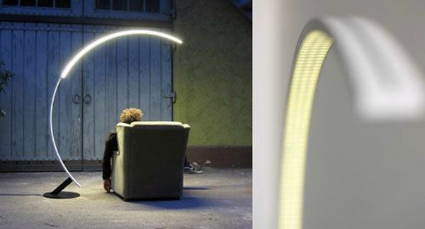 cool lighting. Industrial Arc Lamp With Light Intensity Rigulierbarer Lamps Design - Provide Cool Lighting At Home!
