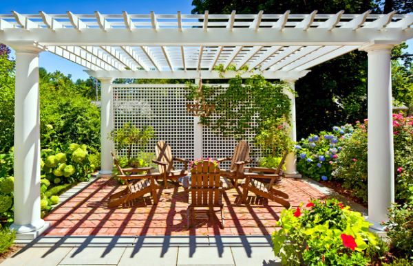 Shaded to perfection: 40 ideas for elegant design pergola design - Shaded To Perfection: 40 Ideas For Elegant Design Pergola Design