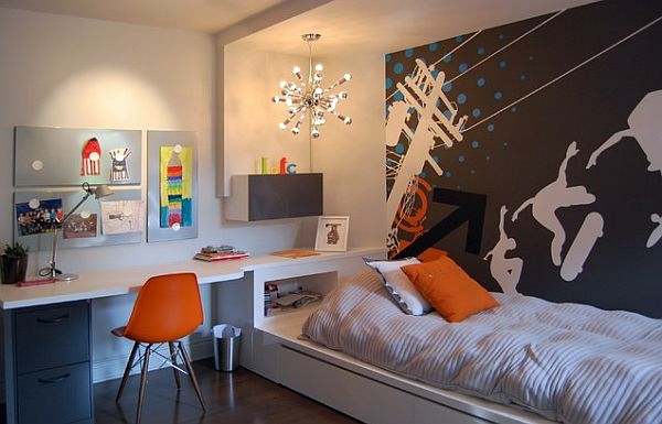 teenage room ideas for boys | interior design ideas | avso.org - Kinderzimmer Modern Design