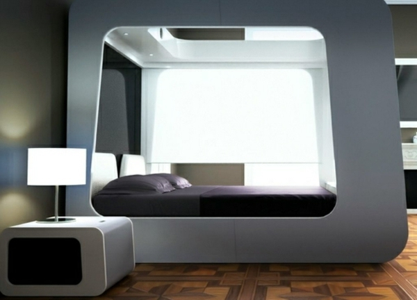 26 Futuristic Bedroom Designs | Interior Design Ideas ...