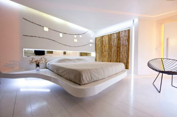 Single Facility 26 Futuristic Bedroom Designs