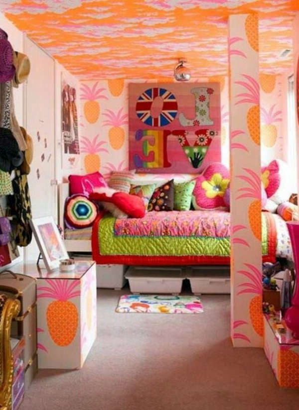 Tropical House Color Ideas Bedroom   Influential Colors And Decoration Part 82