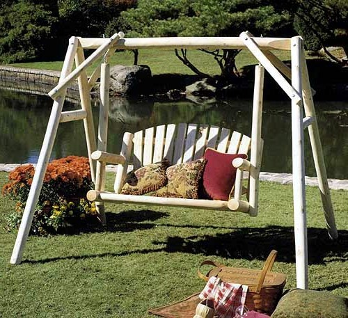 Gartenmobel Wonderful Ideas And Tips On How To Build A Garden Swing
