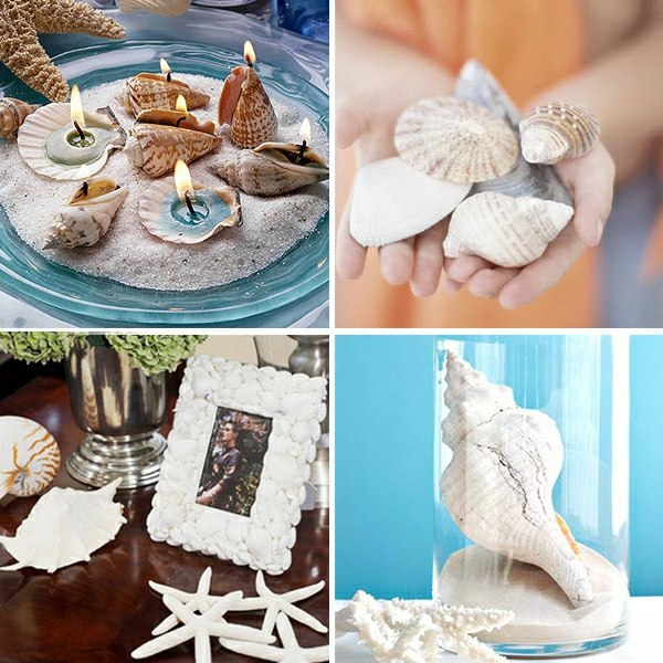 Dekoration - Summer Souvenirs - Mediterranean decoration refreshes the living environment