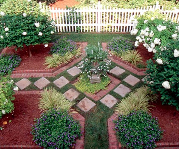 Simple Landscaping Ideas To Design Your Perfect Garden: Landscaping: Easy And Fabulous Decoration Ideas In The