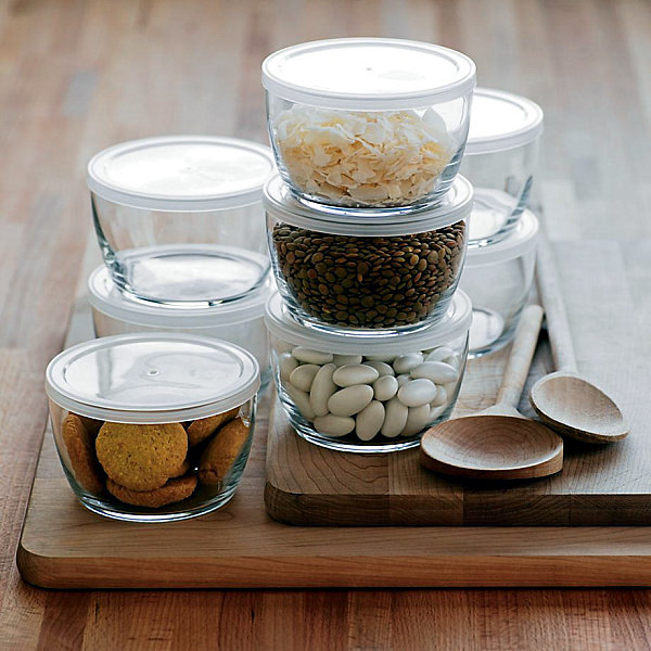 Kitchen For Exploring Foods: Send Container For Food In Modern Kitchen