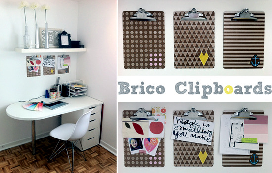 Bulletin Board Decoration For The Office Interior Design Ideas