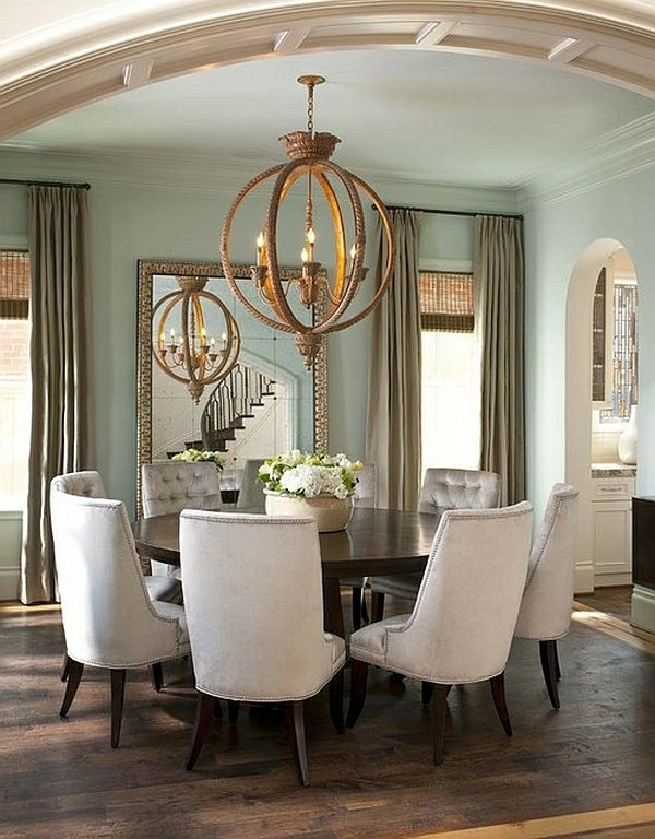 Speisezimmer   Eat With Class   Stylish Dining Room Interior