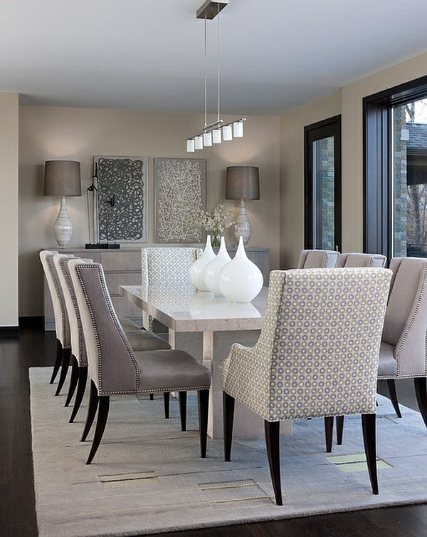 eat with class  u2013 stylish dining room interior