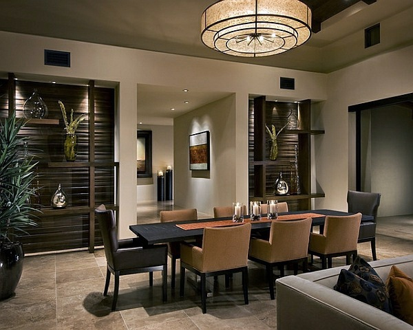 Eat with class stylish dining room interior interior design ideas avso org - Interiors of small dining room ...