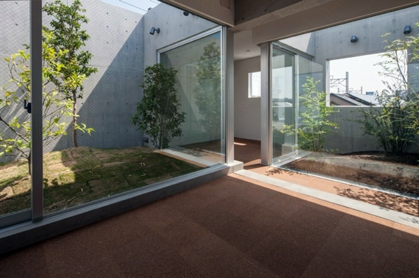 Nice ... Moderne Architektur   Garden Room Japanese House Of K2yt Against Noise