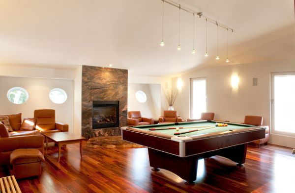 great entertainment room ideas – you spend your leisure time in