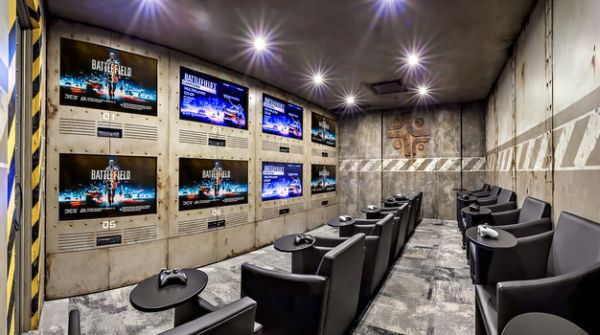great entertainment room ideas you spend your leisure time in style - Cool Media Room Ideas
